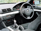 Pictures of BMW 525i Touring M Sports Package (E39) 2002