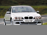 Pictures of BMW 530d Sedan M Sports Package (E39) 2002