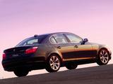 Pictures of BMW 530d Sedan ZA-spec (E60) 2003–07