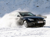 Pictures of BMW 530xd Sedan M Sports Package (E60) 2005–10