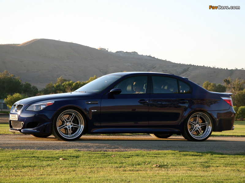 Pictures of Racing Dynamics RS58 (E60) 2005–11 (800 x 600)