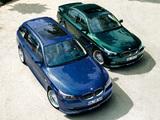 Pictures of Alpina BMW 5 Series (E60-E61) 2005–10