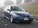 Pictures of BMW 530i Touring M Sports Package AU-spec (E61) 2005