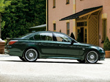 Pictures of Alpina B5 S Limousine (E60) 2007–10
