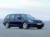 Pictures of BMW 530i Touring (E61) 2007–10