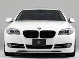 Pictures of 3D Design BMW 5 Series Sedan (F10) 2010