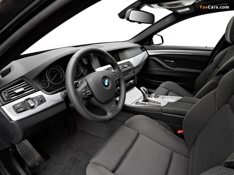 Pictures of BMW 535d Sedan M Sports Package (F10) 2010–13 (800 x 600)