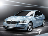 Pictures of BMW Concept 5 Series ActiveHybrid (F10) 2010