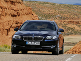 Pictures of BMW 5 Series Touring (F11) 2010–13