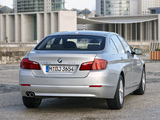 Pictures of BMW 528Li (F10) 2010