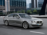 Pictures of BMW 535i Sedan (F10) 2010–13
