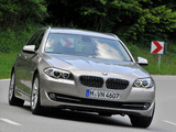 Pictures of BMW 520d Touring (F11) 2010–13