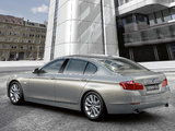 Pictures of BMW 535Li (F10) 2010