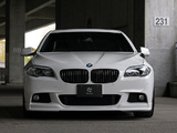 Pictures of 3D Design BMW 5 Series M Sports Package (F10) 2010
