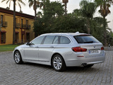 Pictures of BMW 520i Touring (F11) 2011