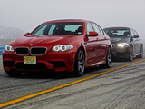 Pictures of BMW M5 US-spec (F10) 2011