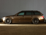 Pictures of G-Power M5 Hurricane RS Touring (E61) 2011