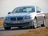 Pictures of BMW ActiveHybrid 5 ZA-spec (F10) 2012