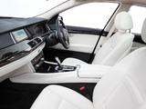 Pictures of BMW 530d Gran Turismo Luxury Line AU-spec (F07) 2013
