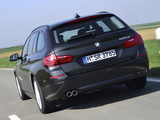 Pictures of BMW 520d Touring (F11) 2013