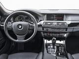 Pictures of BMW 518d Sedan (F10) 2013