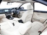 Pictures of BMW 520i Sedan AU-spec (F10) 2013