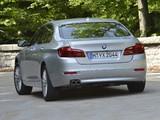 Pictures of BMW 530d Sedan Luxury Line (F10) 2013
