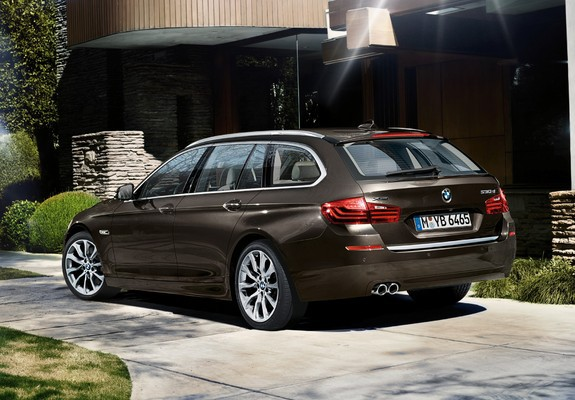 Pictures Of Bmw 530d Xdrive Touring Modern Line F11 2013