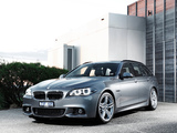 Pictures of BMW 535i Touring M Sport Package AU-spec (F11) 2014