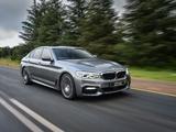 Pictures of BMW 540i Sedan M Sport ZA-spec (G30) 2017
