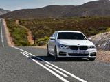 Pictures of BMW 520d Sedan M Sport ZA-spec (G30) 2017