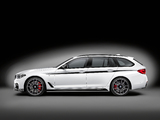 Pictures of BMW 5 Series Touring M Performance Accessories (G31) 2017