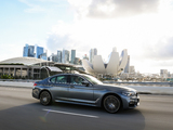 Pictures of BMW 540i Sedan M Sport SG-spec (G30) 2017