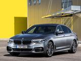 Pictures of BMW 520d Sedan M Sport (G30) 2017