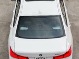 Pictures of BMW 530i Sedan M (G30) 2017