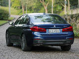 Pictures of BMW 540i Sedan M Sport Latam (G30) 2017