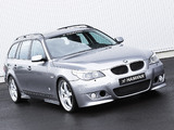 Pictures of Hamann BMW 5 Series Touring (E61)