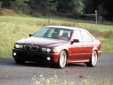 Pictures of BMW 540i Sedan US-spec (E39) 1996–2003