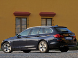Pictures of BMW 525d Touring (F11) 2011