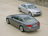 Pictures of BMW 5 Series F10-F11