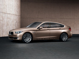 BMW Concept 5 Series Gran Turismo (F07) 2009 wallpapers