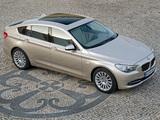 BMW 535i Gran Turismo (F07) 2009–13 wallpapers