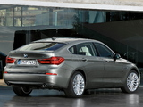 BMW 535i xDrive Gran Turismo Luxury Line (F07) 2013 wallpapers