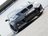 Hamann BMW 5 Series Sedan (E60) wallpapers