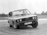 BMW 520 Sedan (E12) 1972–76 wallpapers