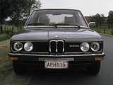 BMW 528i Sedan (E12) 1977–81 wallpapers