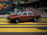 BMW 528i Sedan US-spec (E12) 1978–81 wallpapers