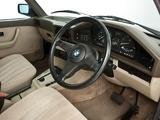 BMW 525e UK-spec (E28) 1983–87 wallpapers
