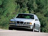 BMW 5 Series Sedan (E39) 1995–2003 wallpapers