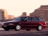BMW 5 Series Touring (E39) 1997–2004 wallpapers